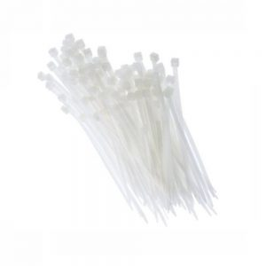 Conotech Cable tie (δεματικά) 4,2x200mm Λευκά