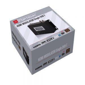 Ψηφιακό Modulator DVB-T Opticum - HDMI input - ΝΕΑ ΤΙΜΗ!