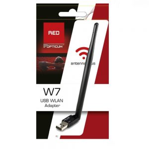 OPTICUM USB W7 Wifi Adapter.
