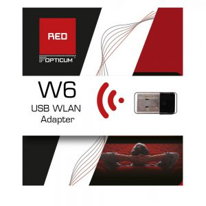 OPTICUM USB Wi-Fi Adapter W6