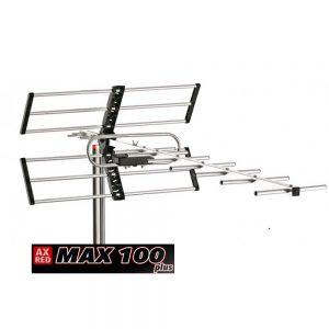 AX RED MAX 100 PLUS LTE  ΨΗΦΙΑΚΗ ΚΕΡΑΙΑ ΑΛΟΥΜΙΝΙΟΥ