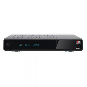 AX 4K HD51